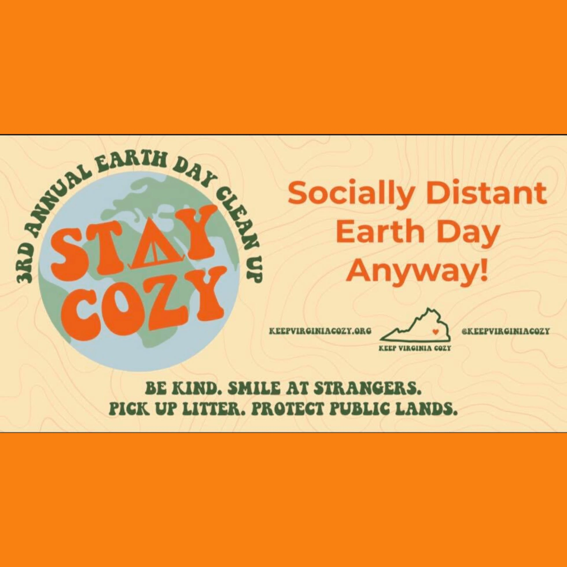 Socially Distant—EARTH DAY ANYWAY!