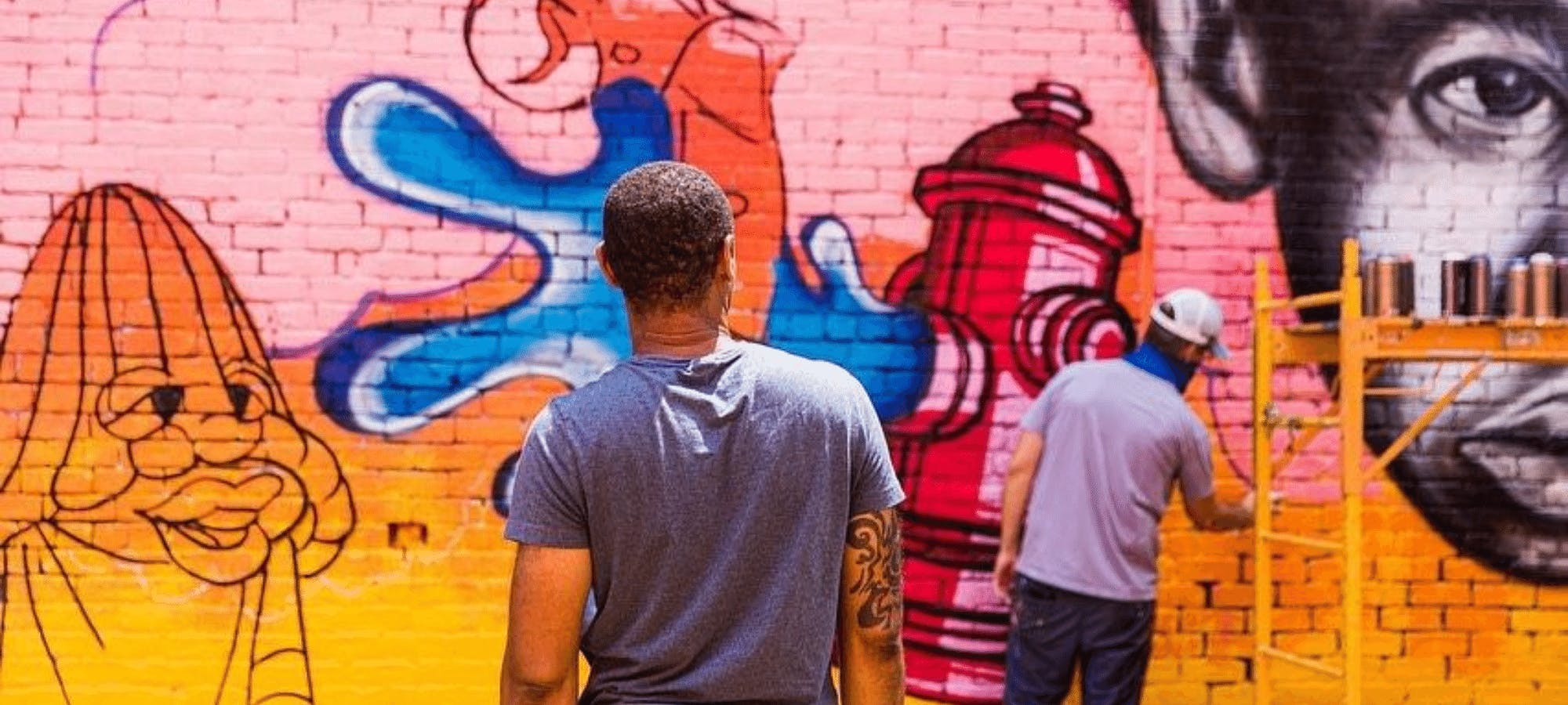 Downtown Richmond Street Art