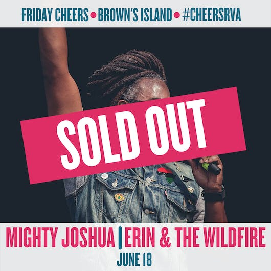 Mighty Joshua and Erin and the Wildfire