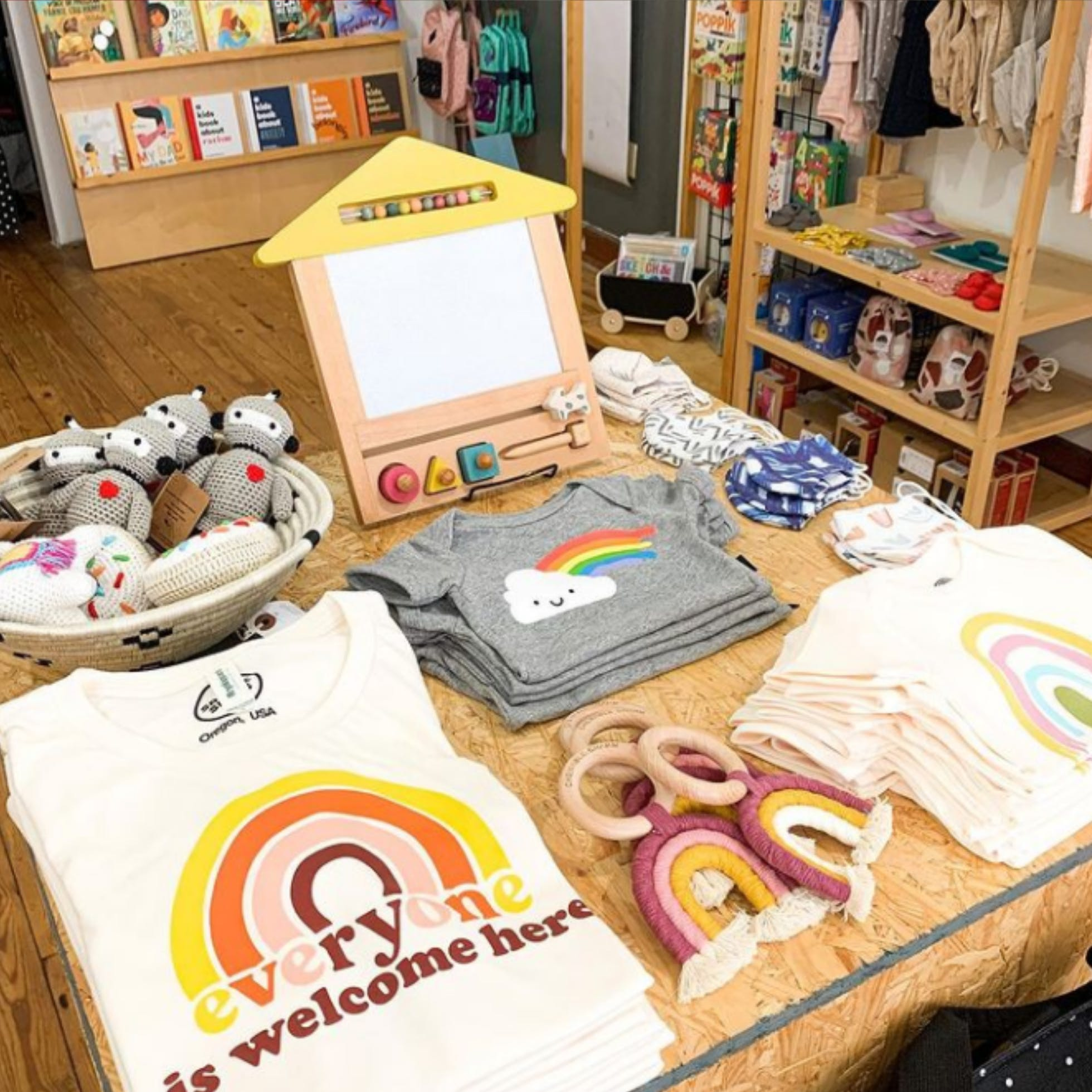 Shop Local: 2020 Richmond Gift Guide Little Nomad