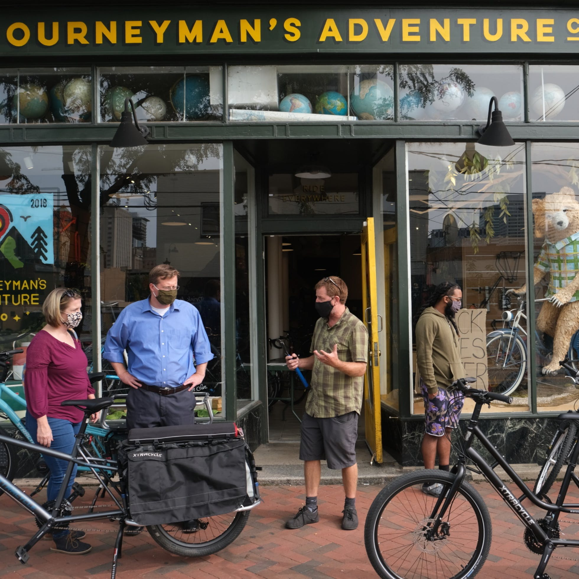 Shop Local: 2020 Richmond Gift Guide Journeyman's Adventure Co.