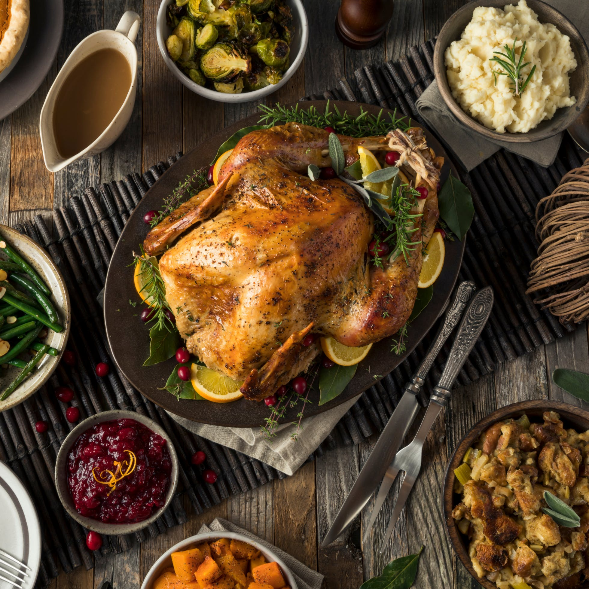 Downtown Richmond Thanksgiving Meals to Try This Year