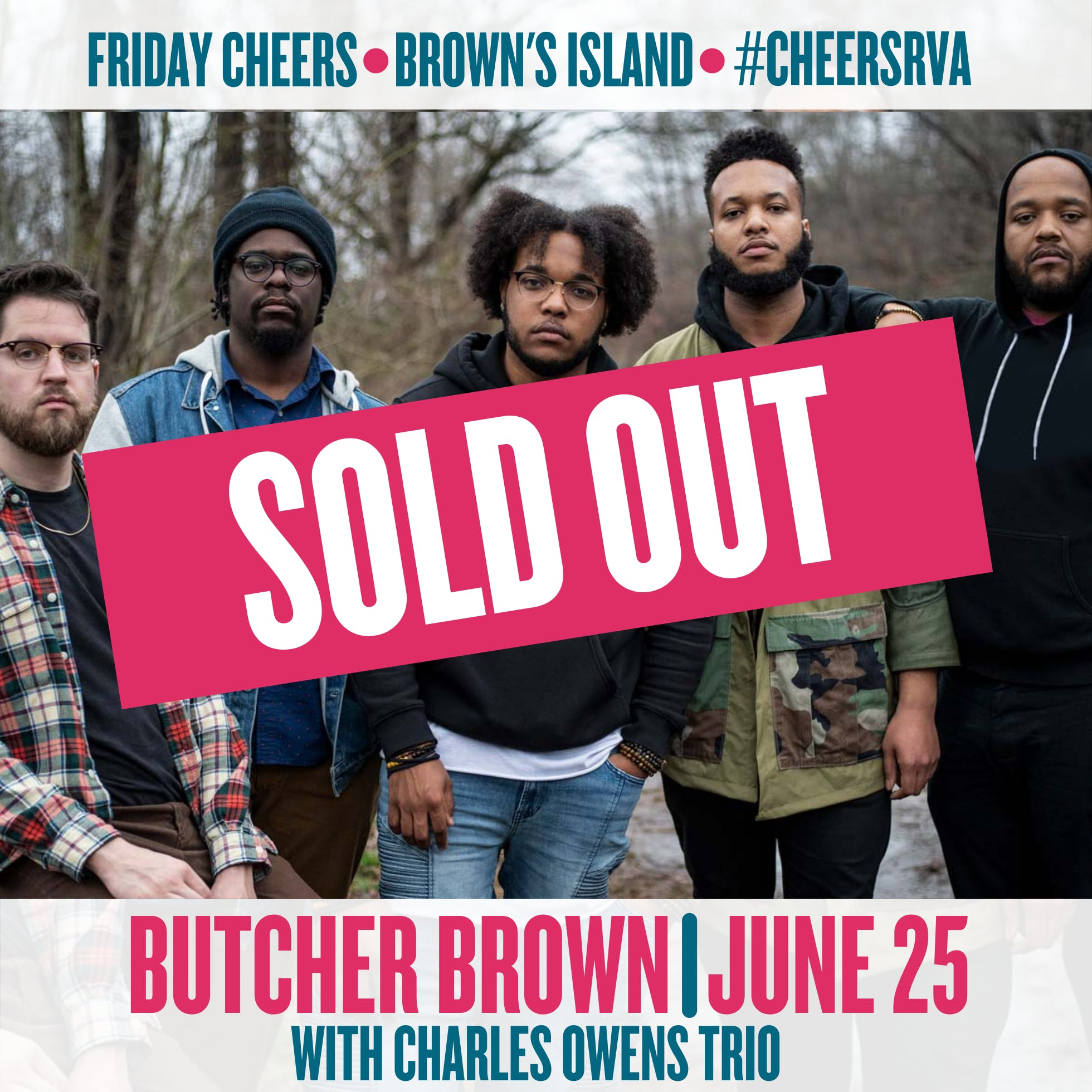 Butcher Brown with Charles Owens Trio