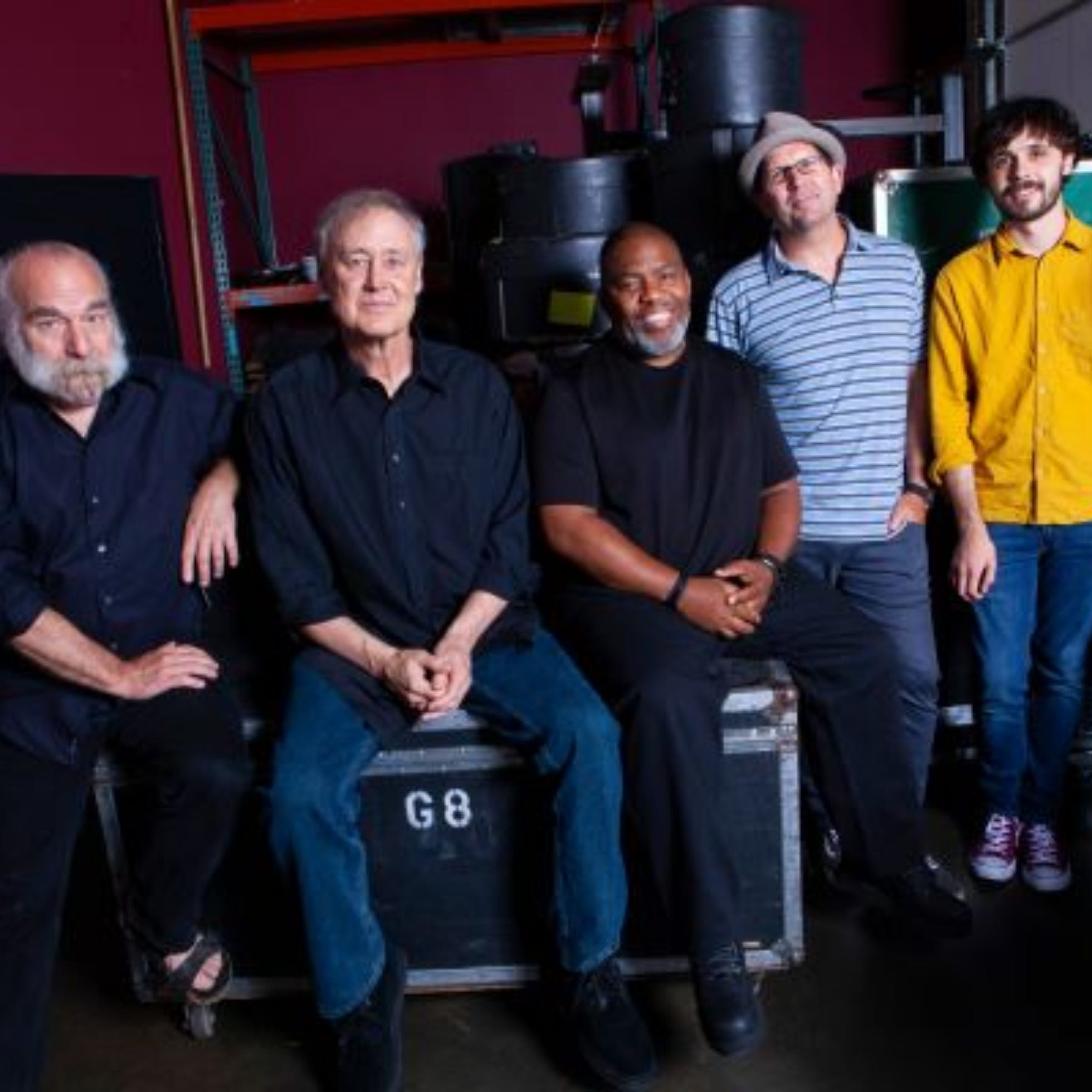 Bruce Hornsby & The Noisemakers at Brown's Island