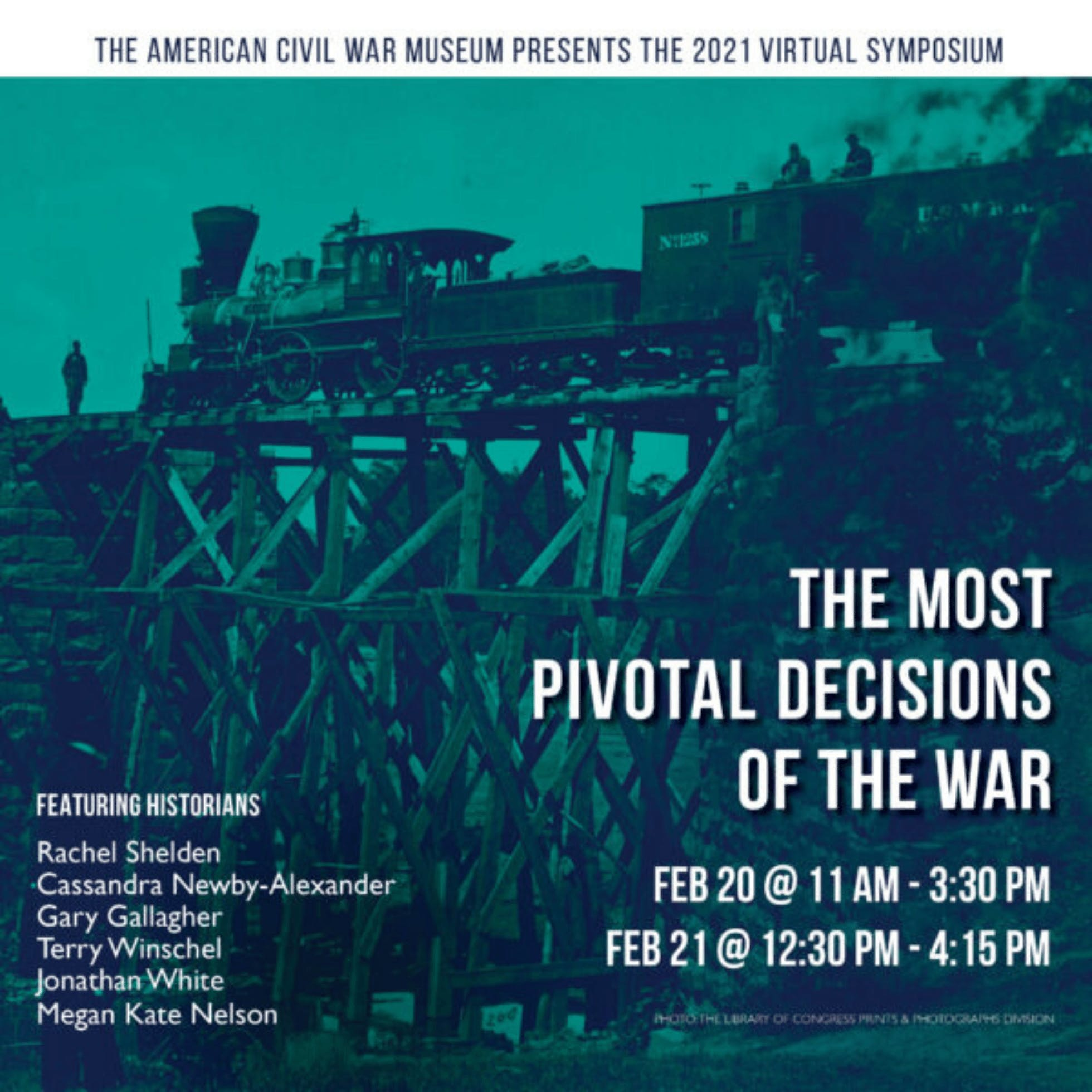 2021 Symposium: The Most Pivotal Decisions of the War