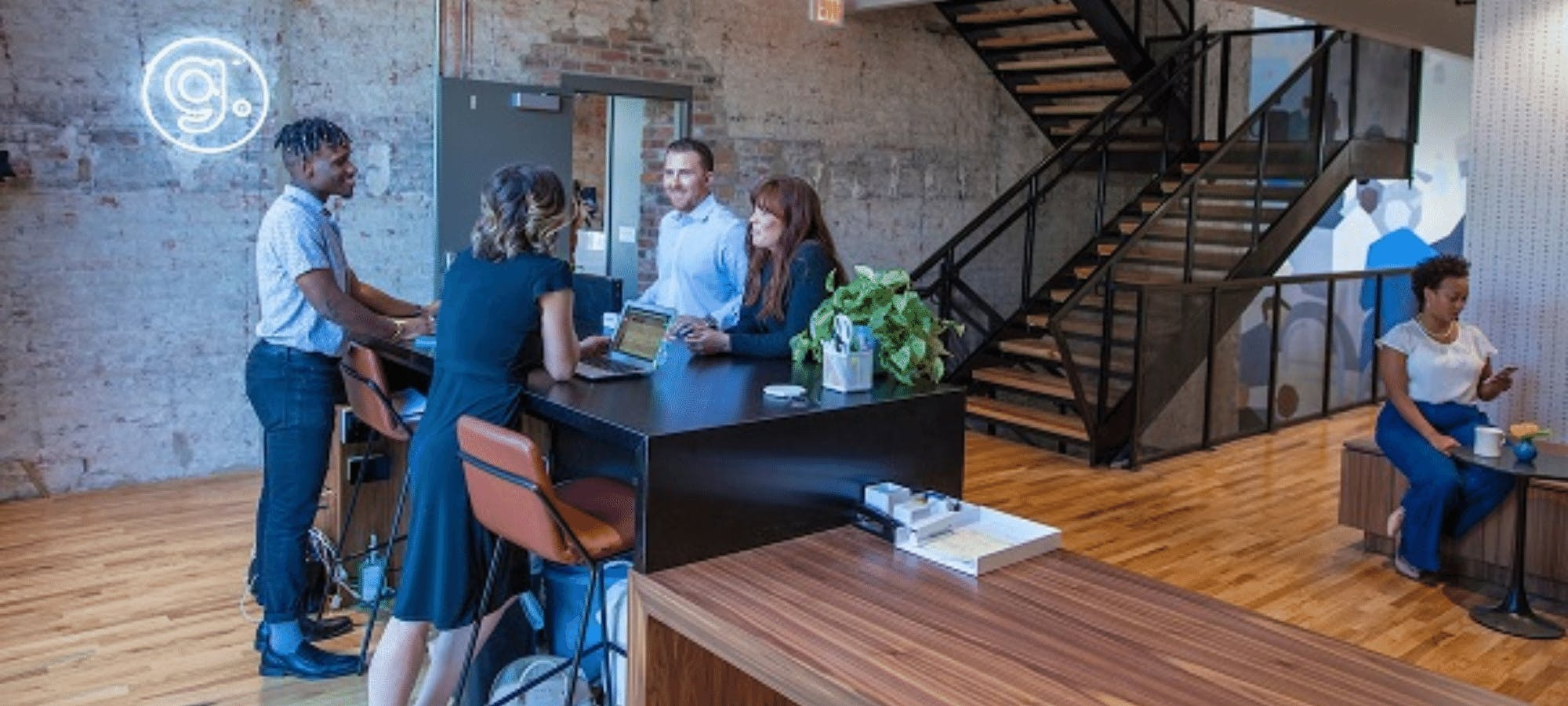 Co-Working Spaces & Shared Office Spaces in Richmond