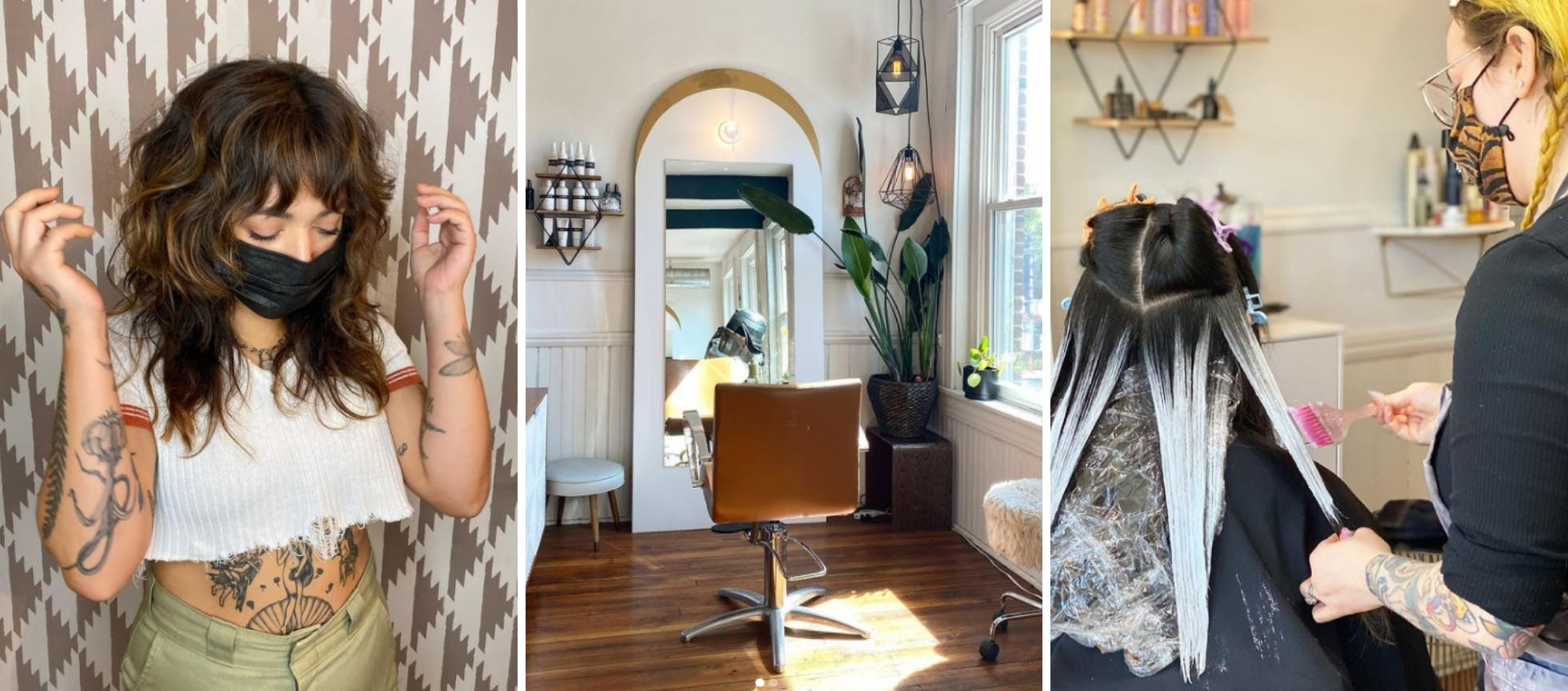 38 Barber Shops and Hair Salons in Downtown Richmond