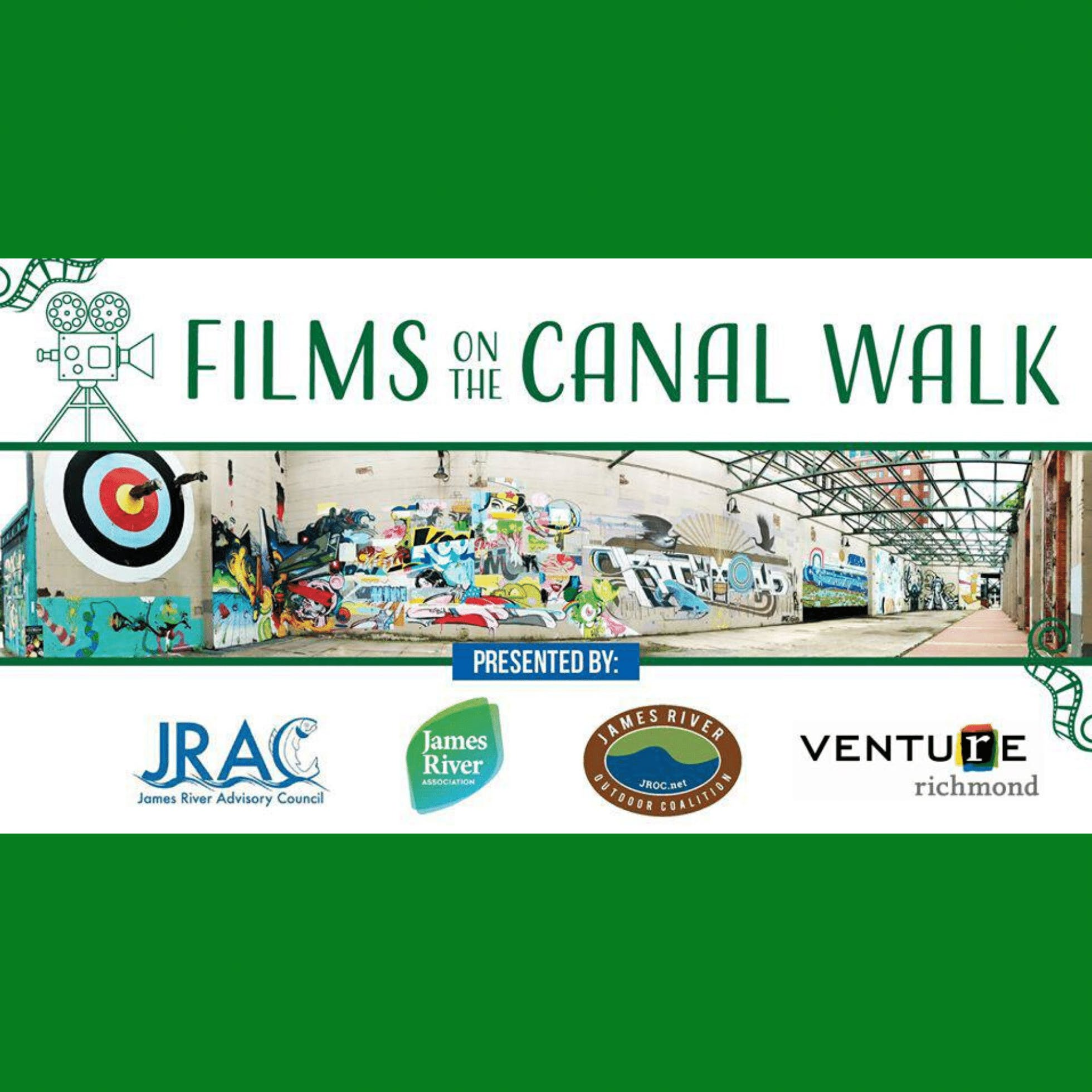 Films on the Canal Walk Film Submission Deadline