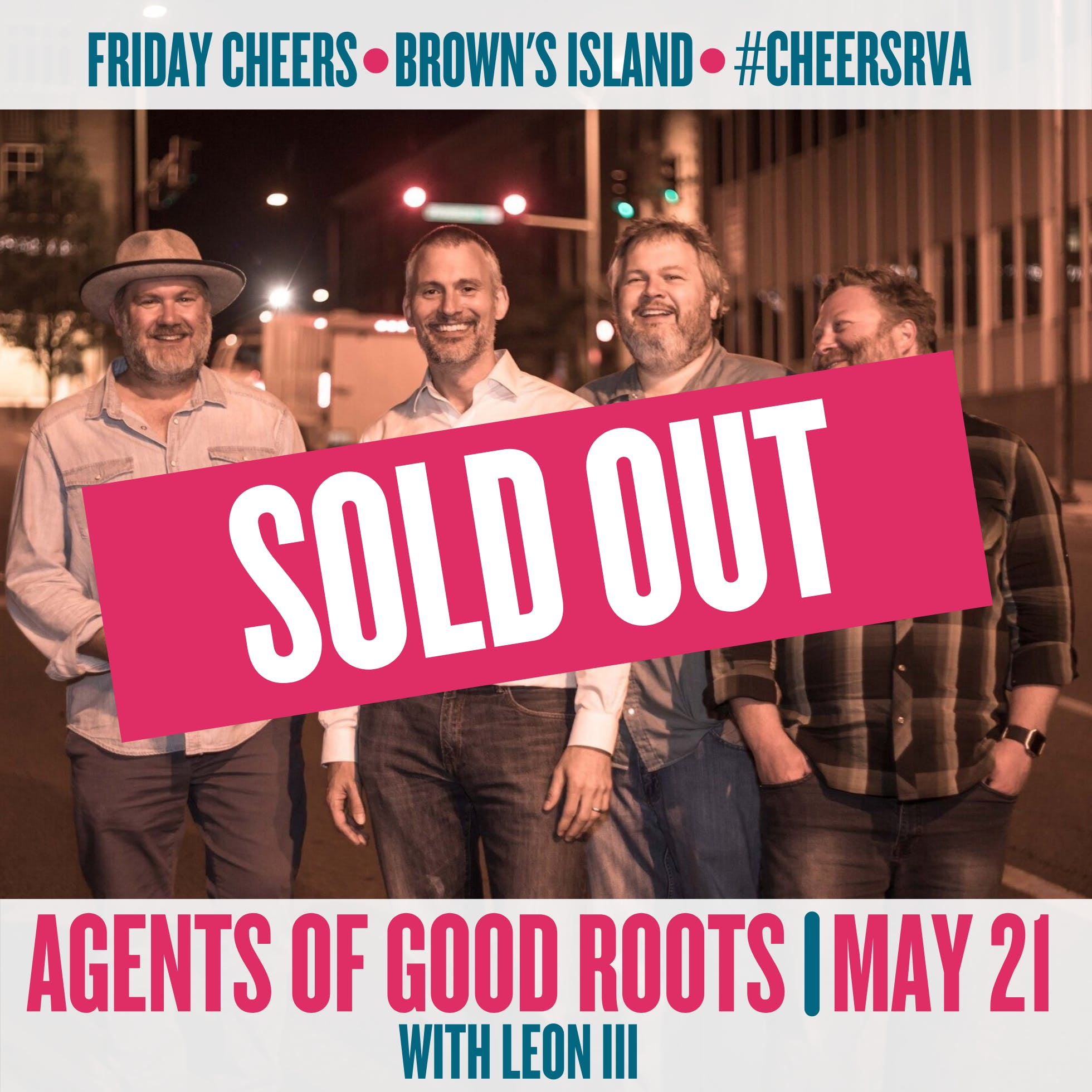Agents of Good Roots with Leon III