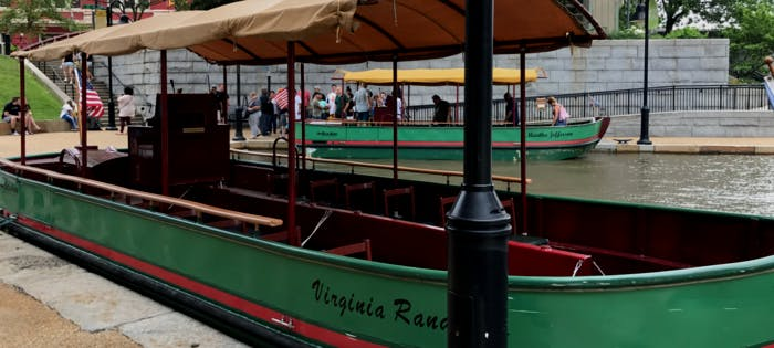 Venture Richmond | Riverfront Canal Cruises