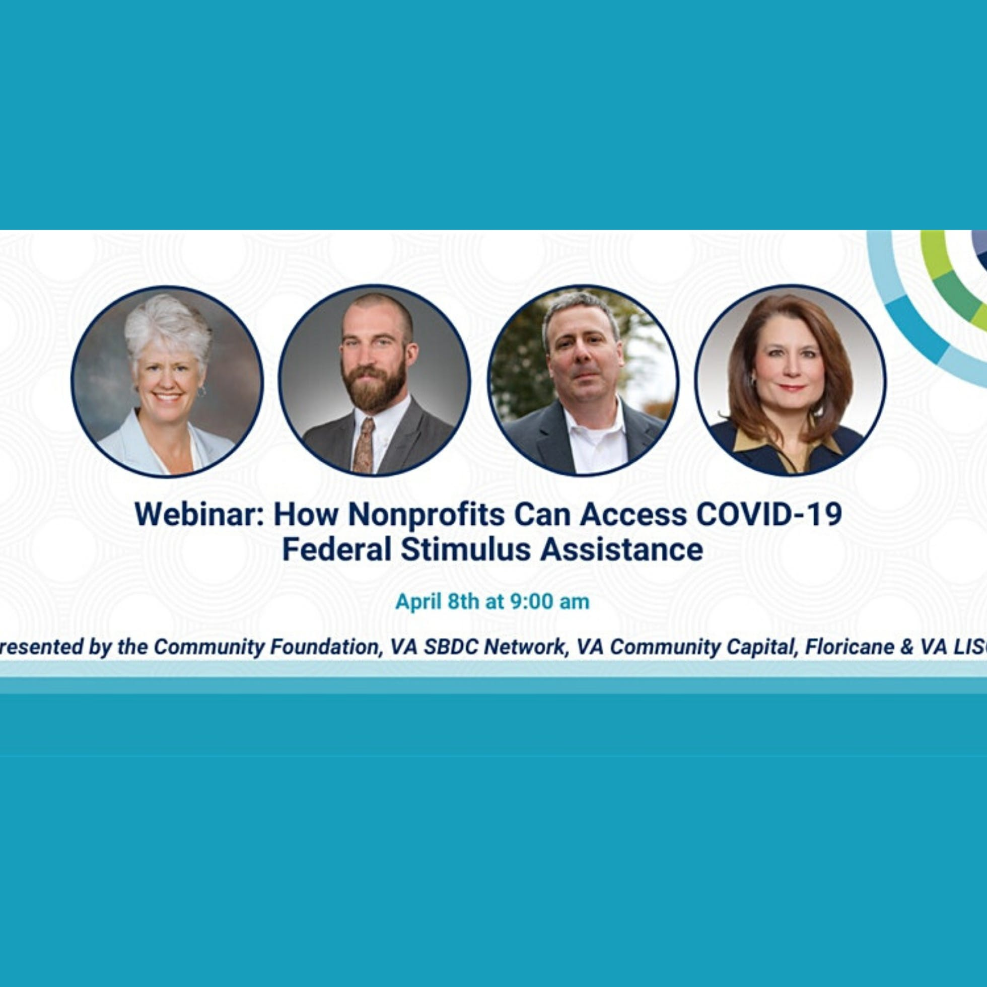 Webinar: How Nonprofits Can Access COVID-19 Federal Stimulus Assistance