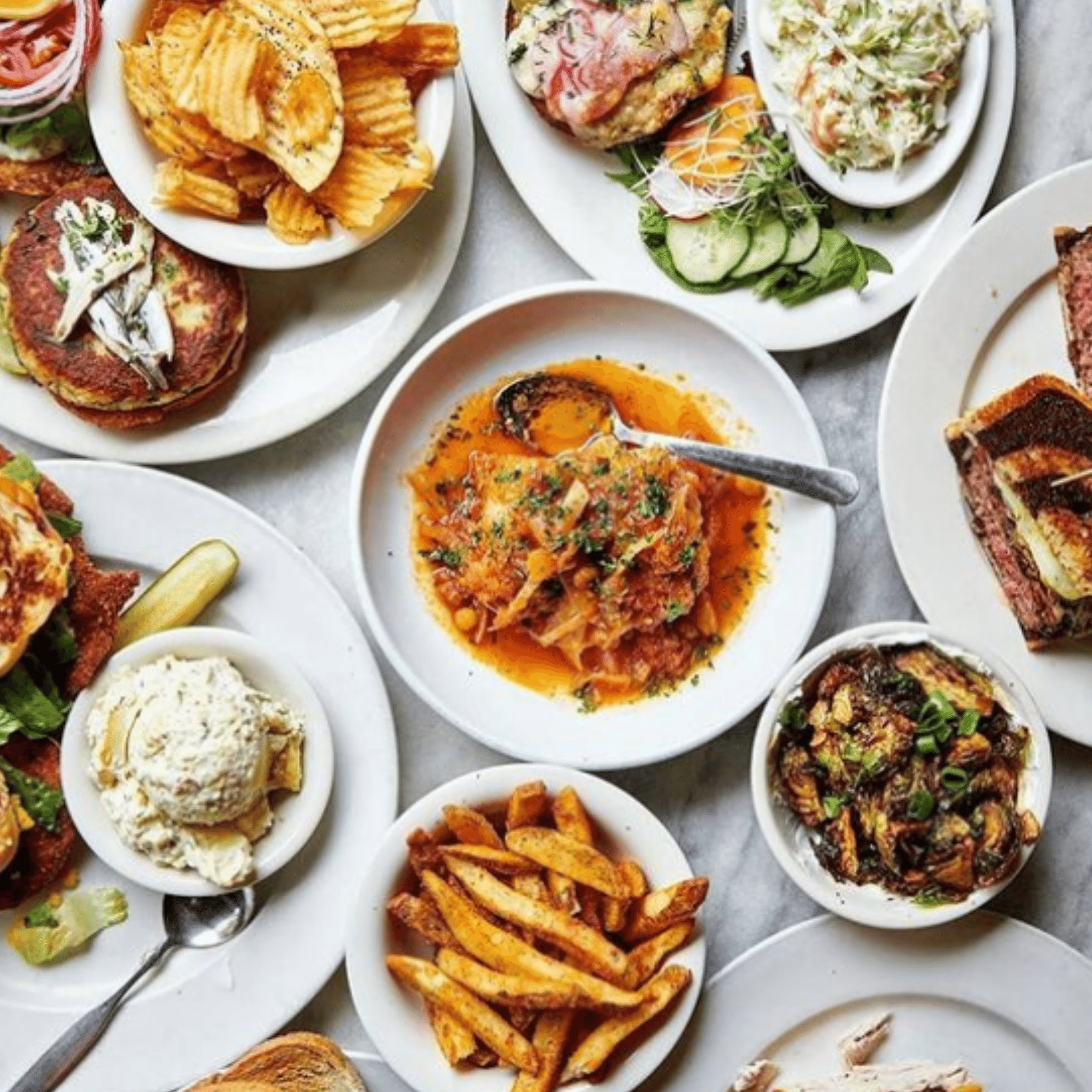 16 Lunch Specials and Spots to Eat at in Downtown Richmond