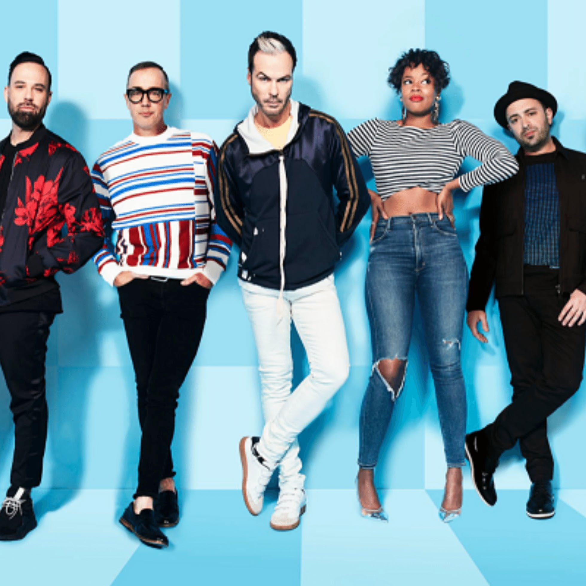 Fitz & The Tantrums at Brown's Island