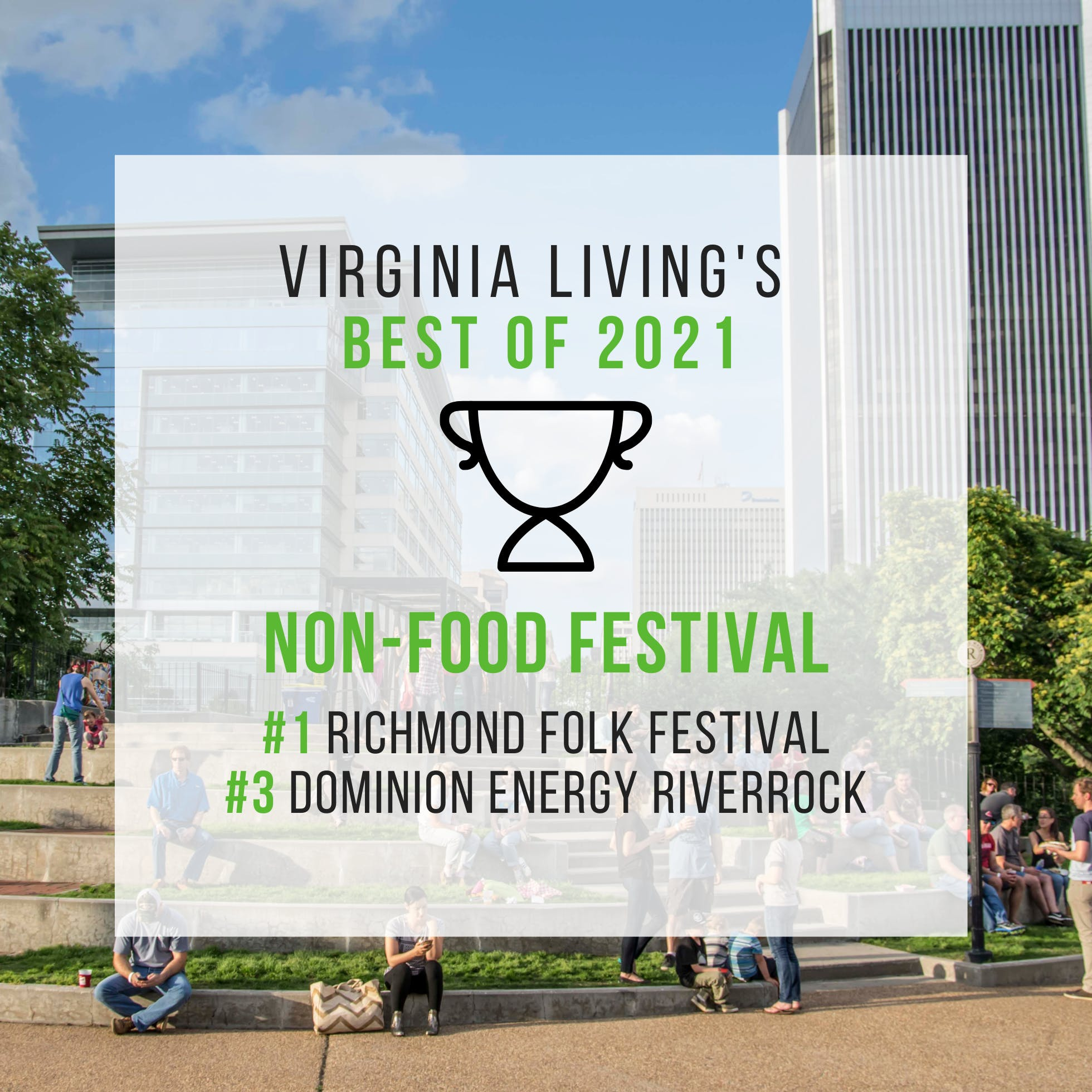 The Best of Downtown Richmond 2021