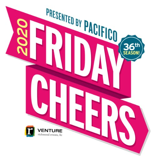 Friday Cheers 2020 Logo