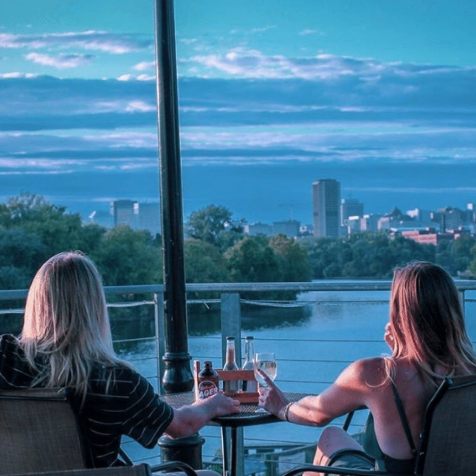 Conch Republic Rockett's  - 15 Restaurants for Outdoor Dining in Downtown Richmond