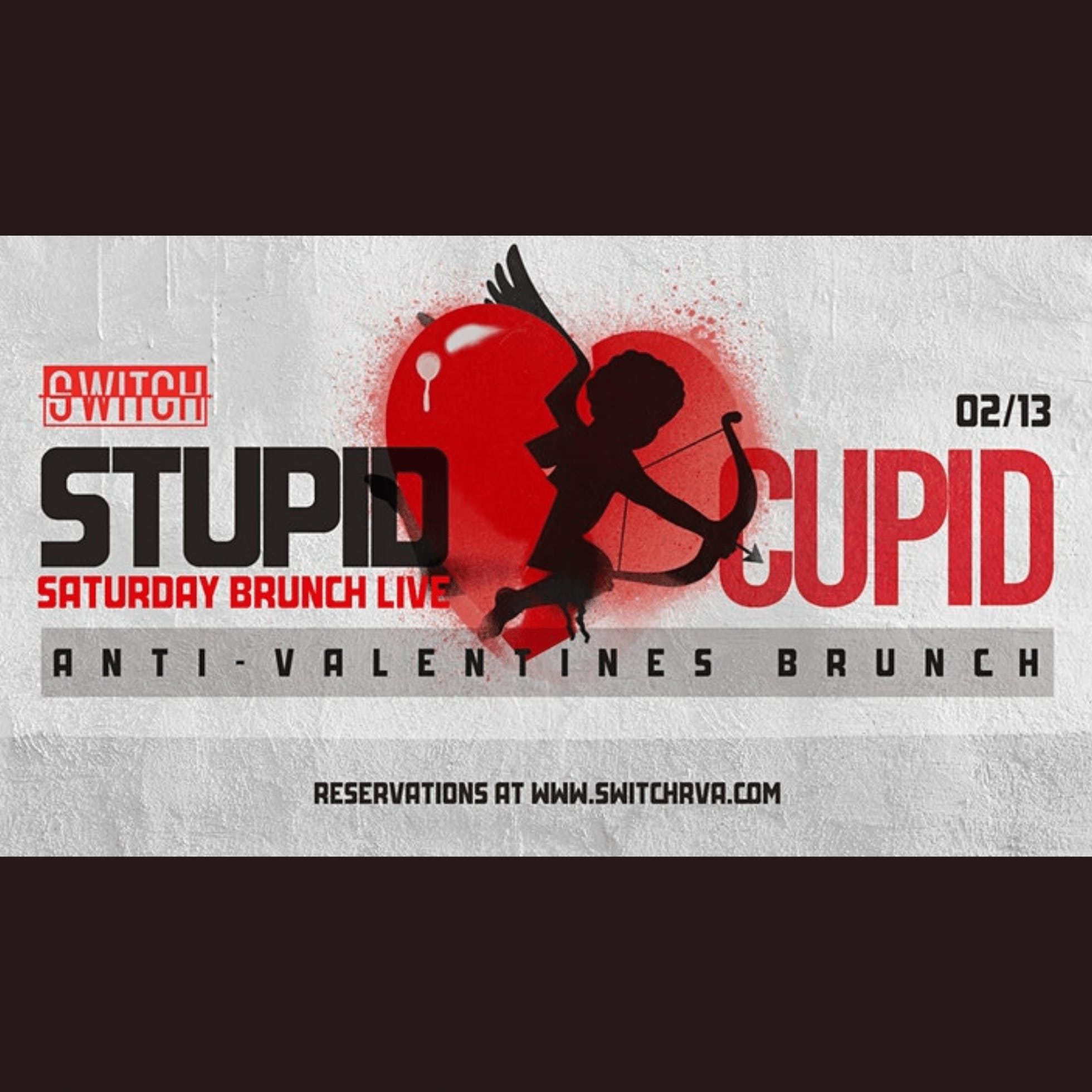 Stupid Cupid Brunch