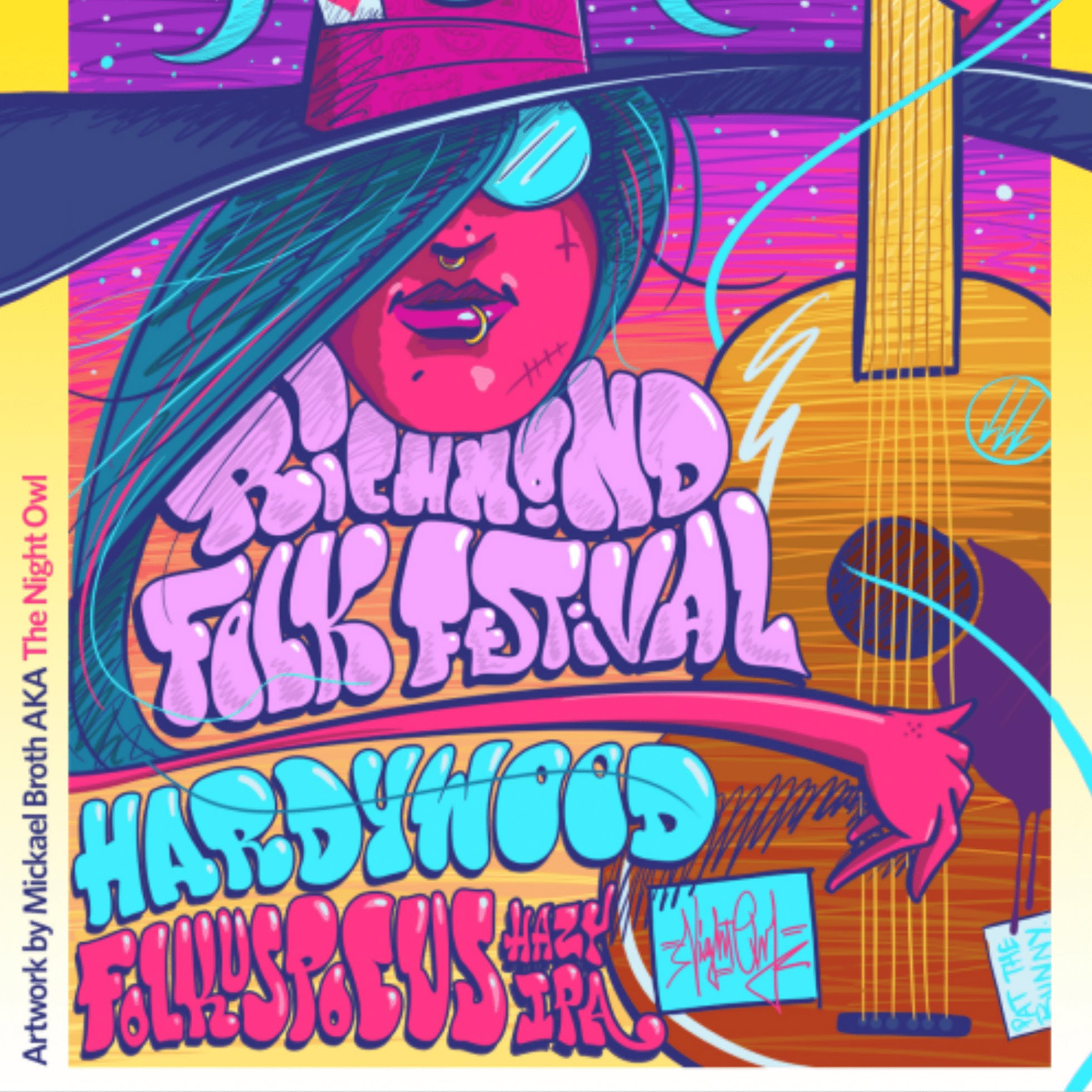 6 Things to Know About the 2021 Richmond Folk Festival