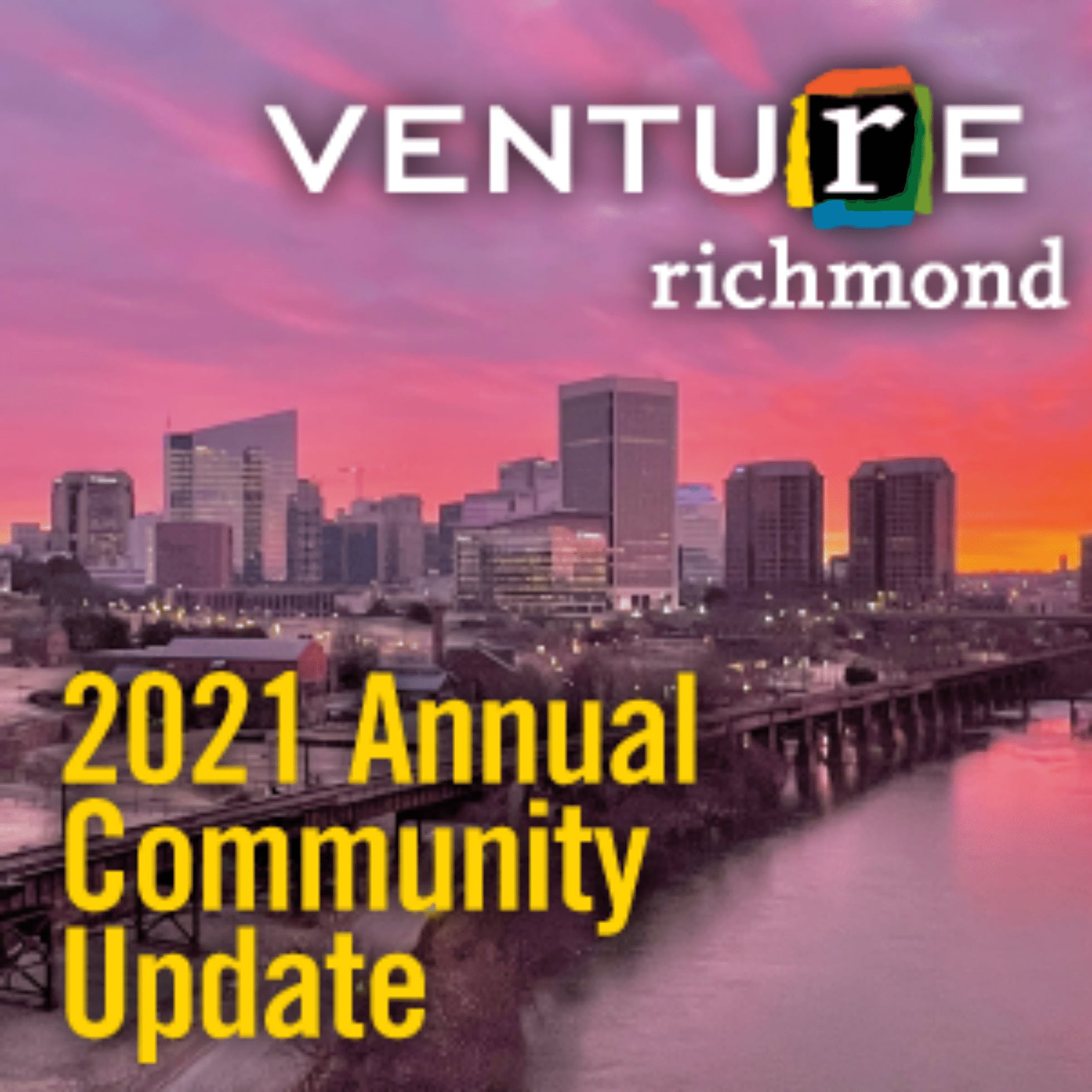 Venture Richmond 2021 Annual Community Update Meeting