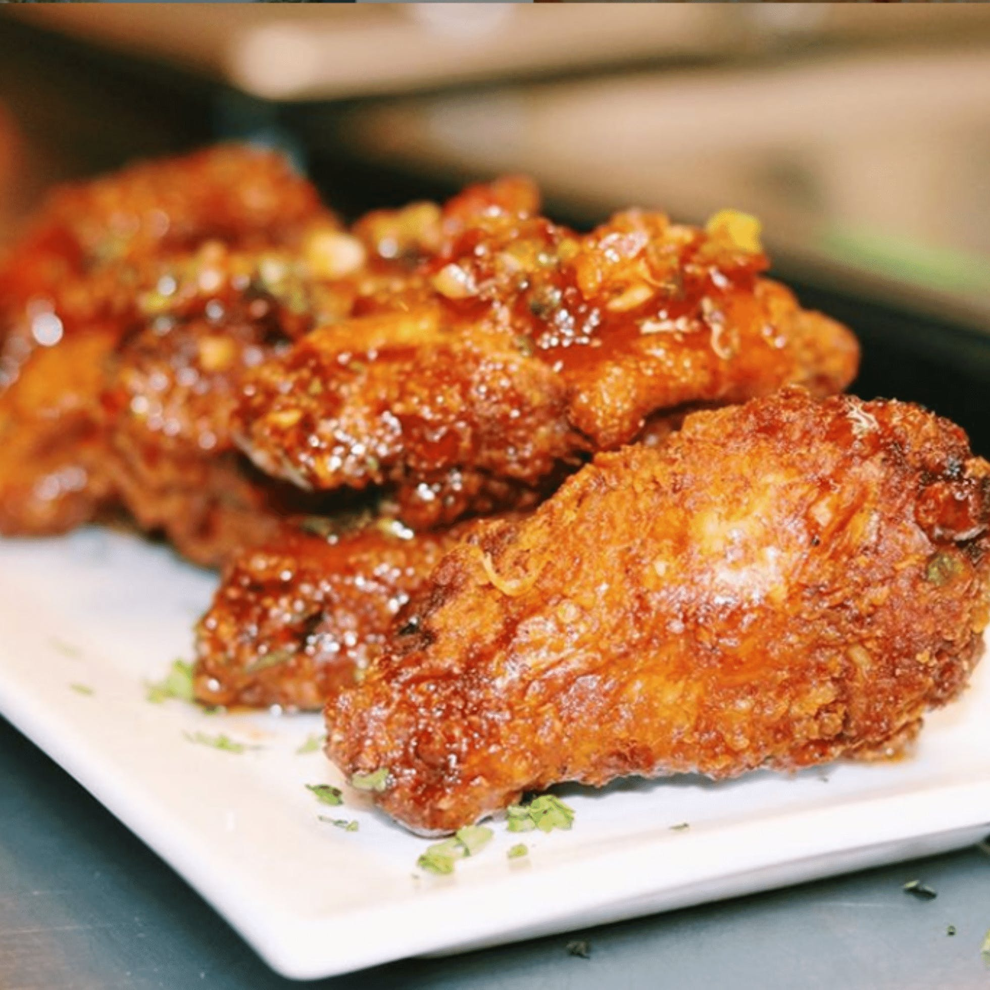 Chicken Wings from Irie Ting in Richmond VA