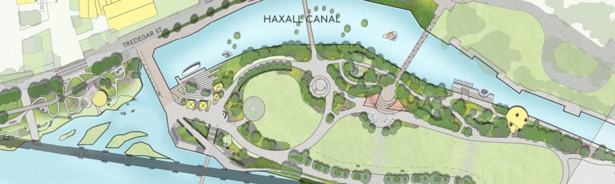Brown's Island Improvement Plan