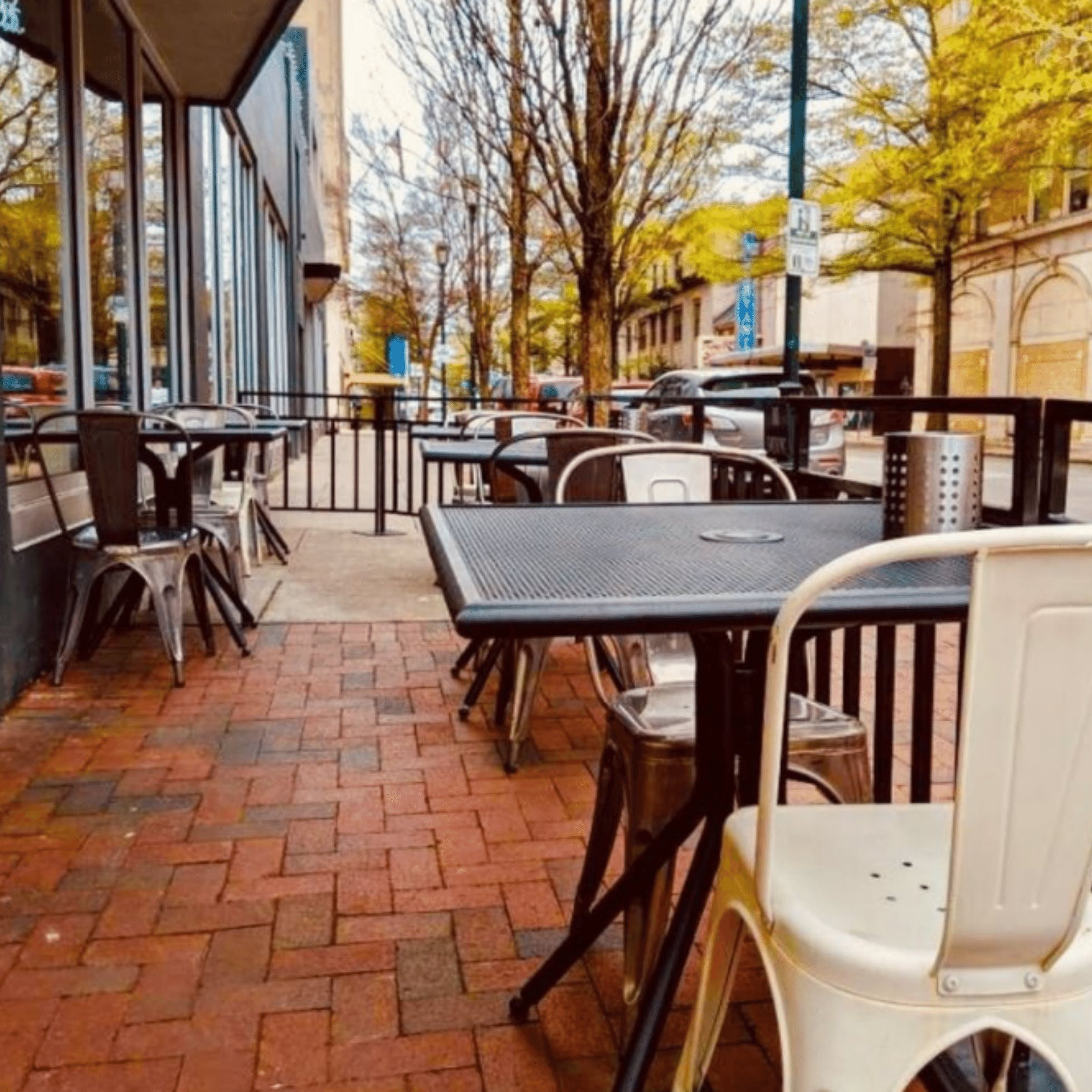Secret Sandwich Society  - 15 Restaurants for Outdoor Dining in Downtown Richmond