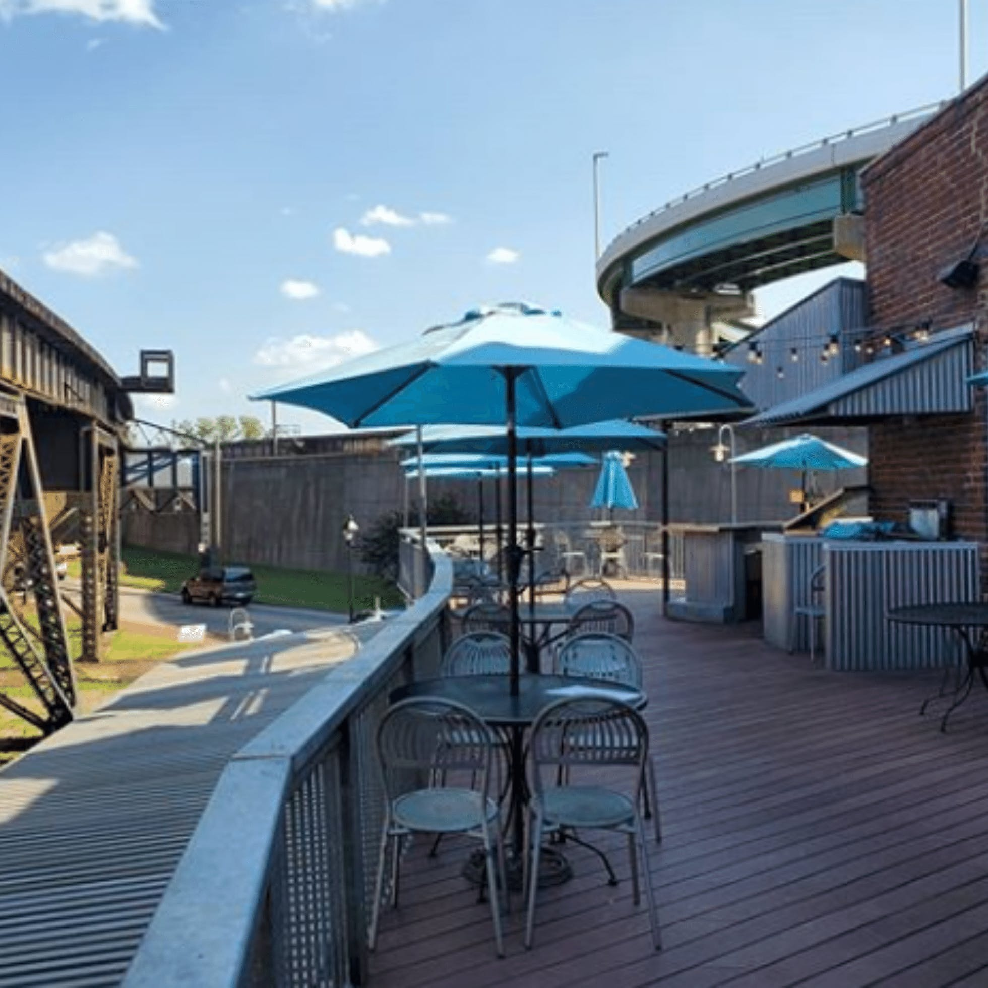 Bottom's Up  - 15 Restaurants for Outdoor Dining in Downtown Richmond