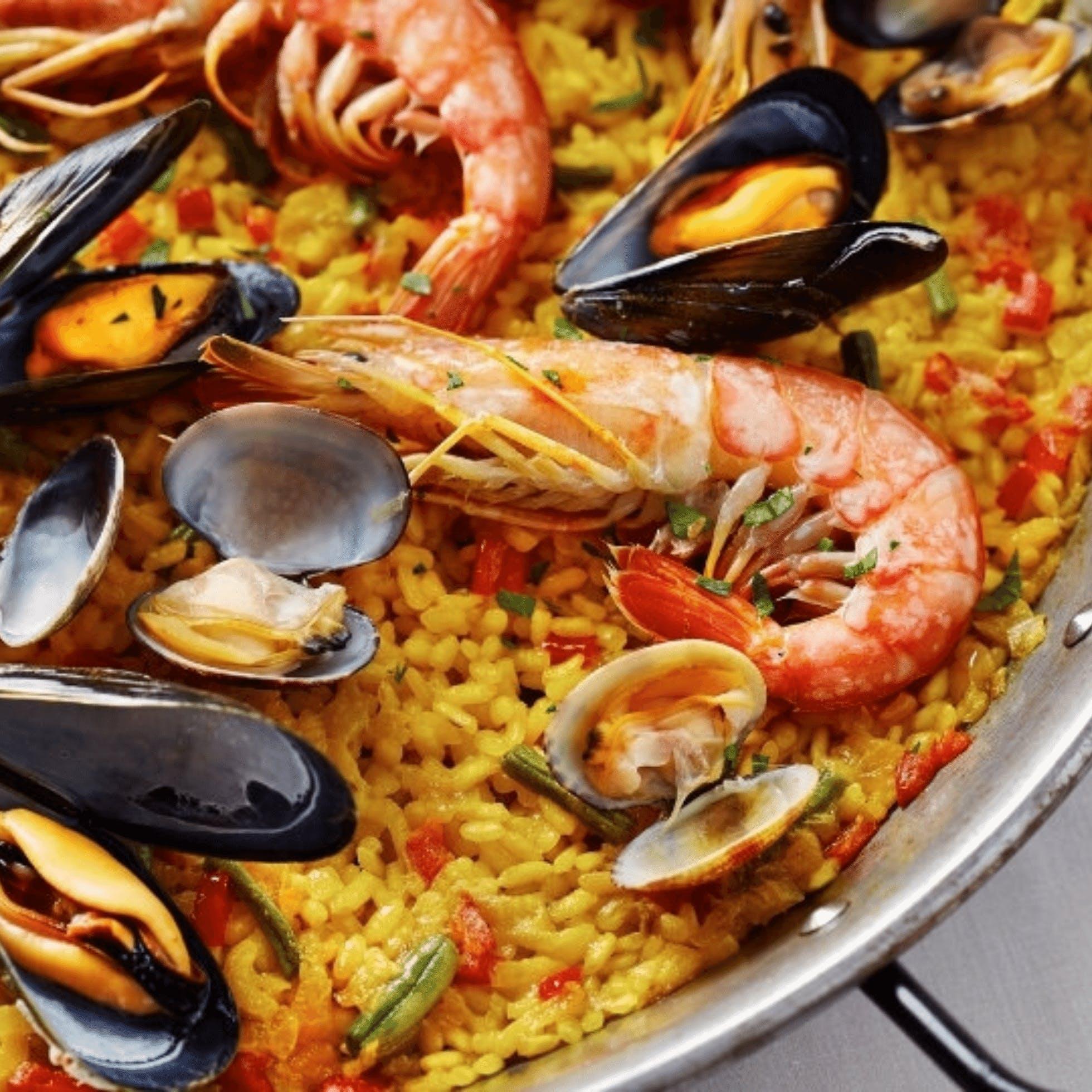 Date Night in Spain (Online Class)