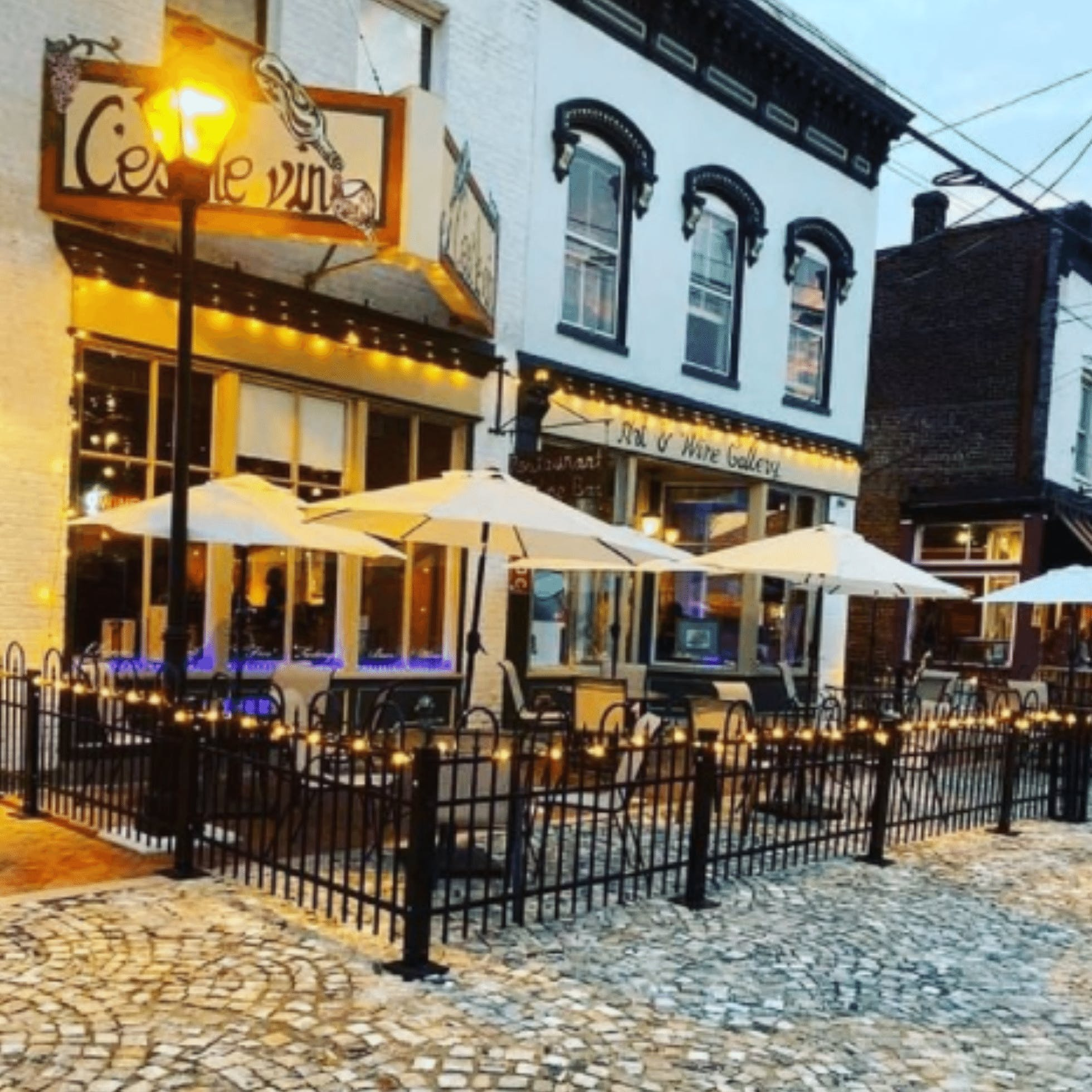 C'est Le Vin - 25 Restaurants for Outdoor Dining in Downtown Richmond