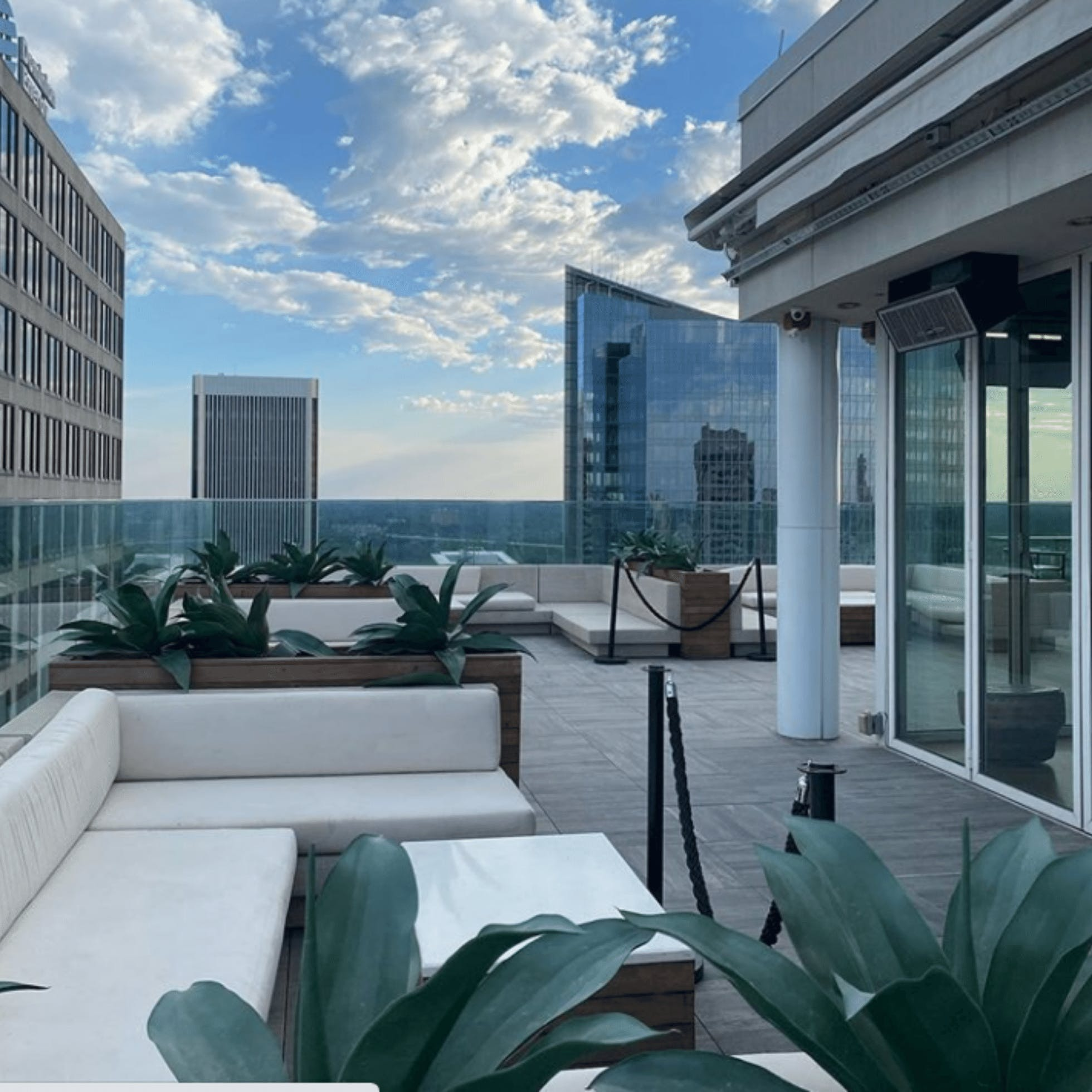Kabana Rooftop with Soul Taco  - 15 Restaurants for Outdoor Dining in Downtown Richmond