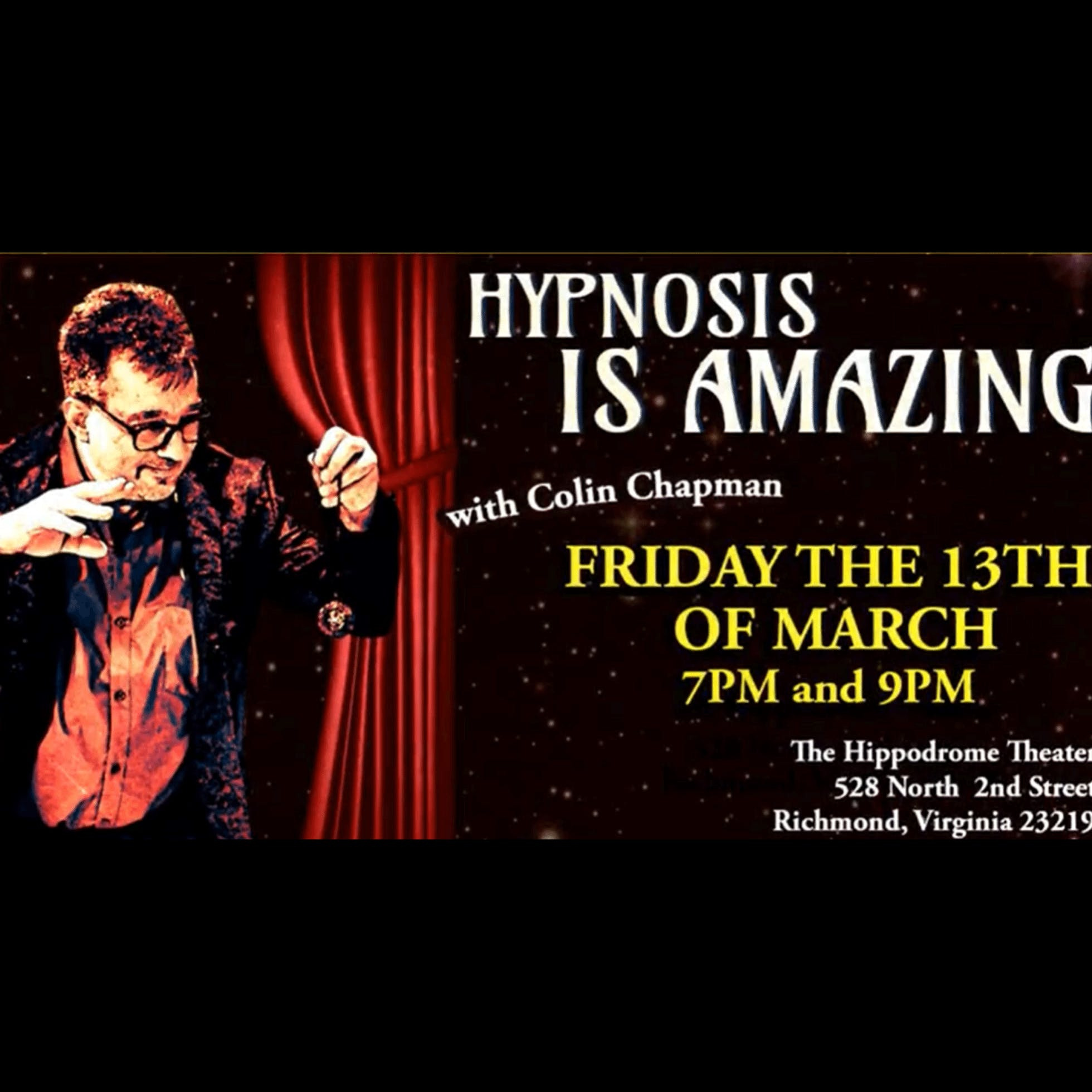 The Hypnosis is Amazing Show