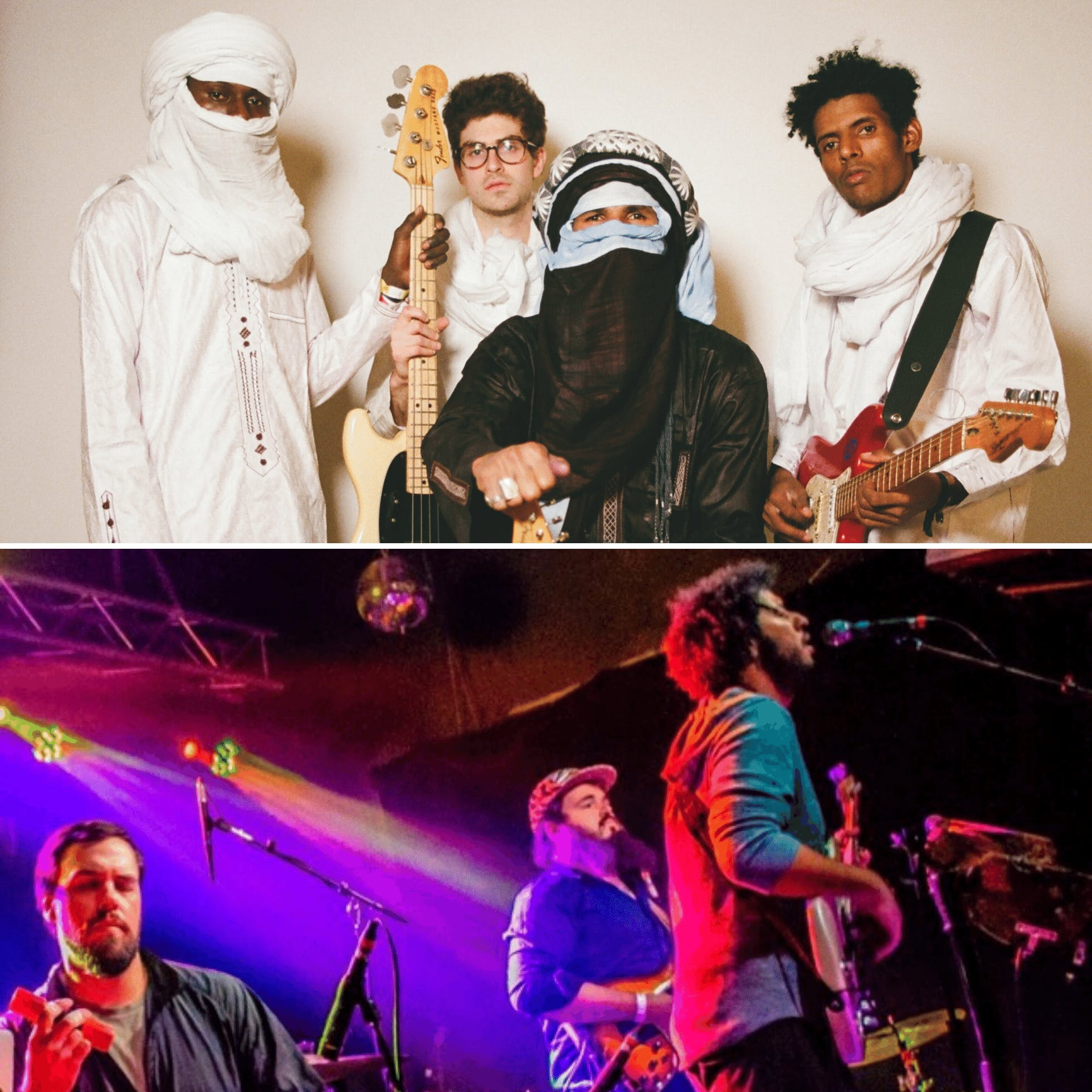 Mdou Moctar with Jouwala Collective