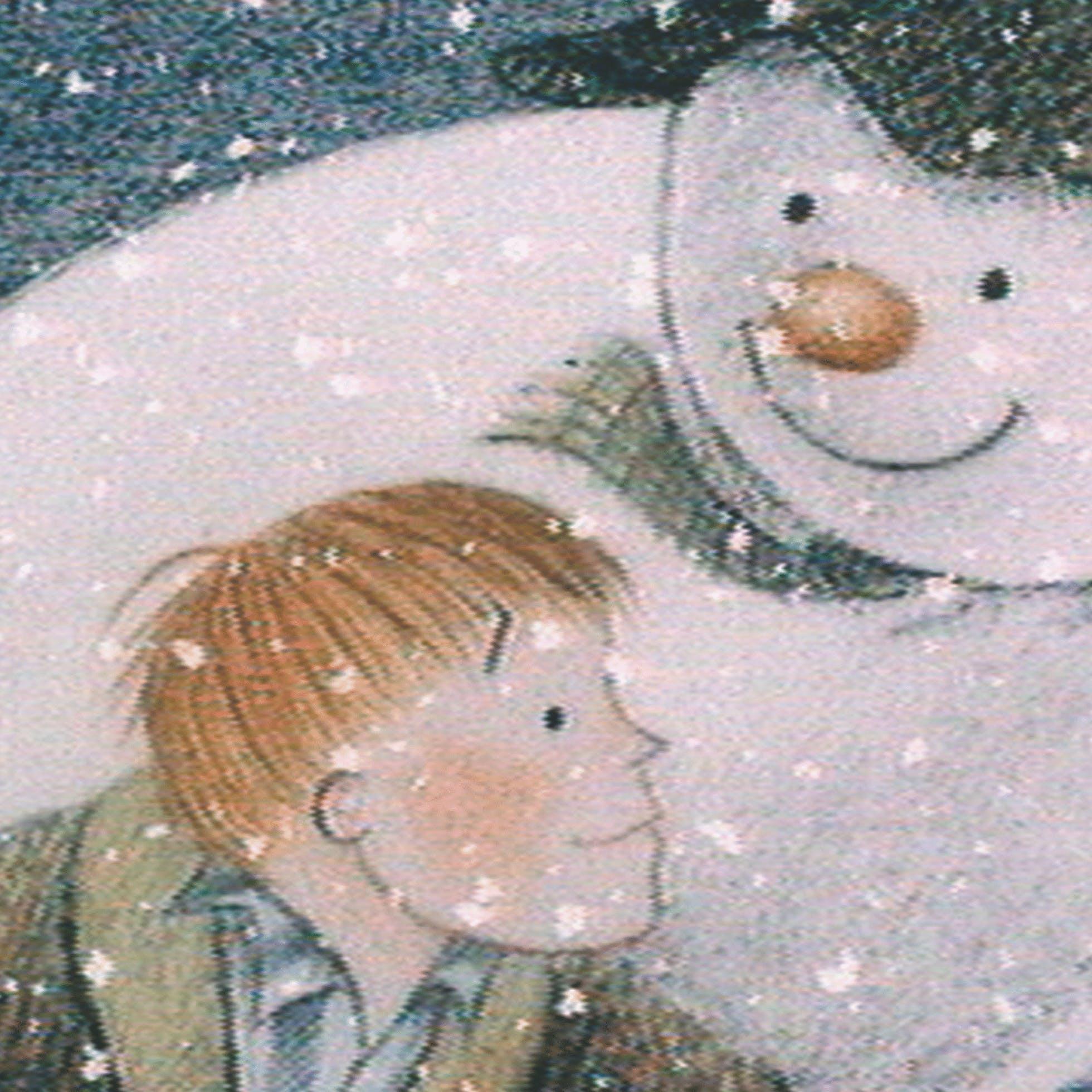 Atlantic Union Bank LolliPops: The Snowman