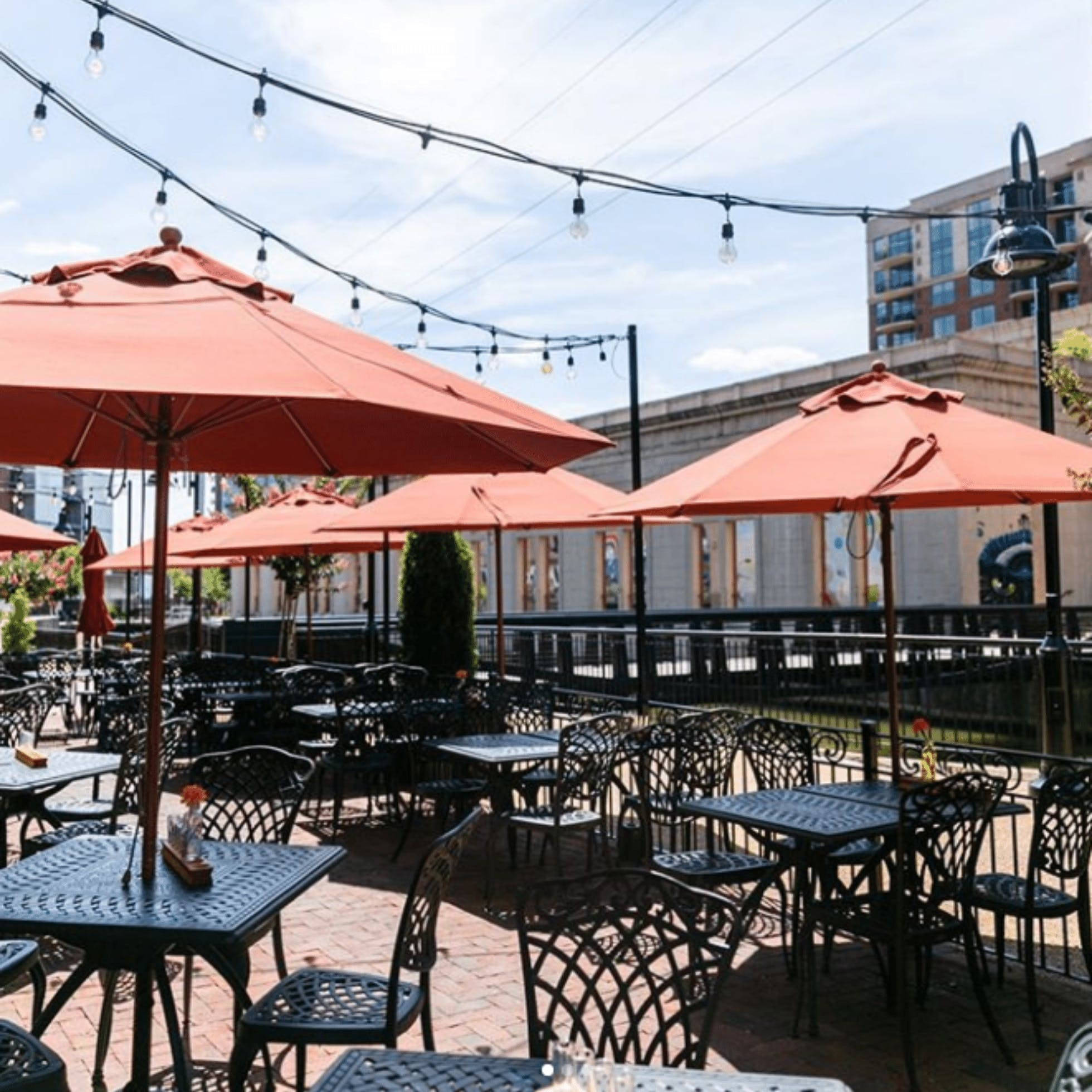 Casa del Barco  - 15 Restaurants for Outdoor Dining in Downtown Richmond