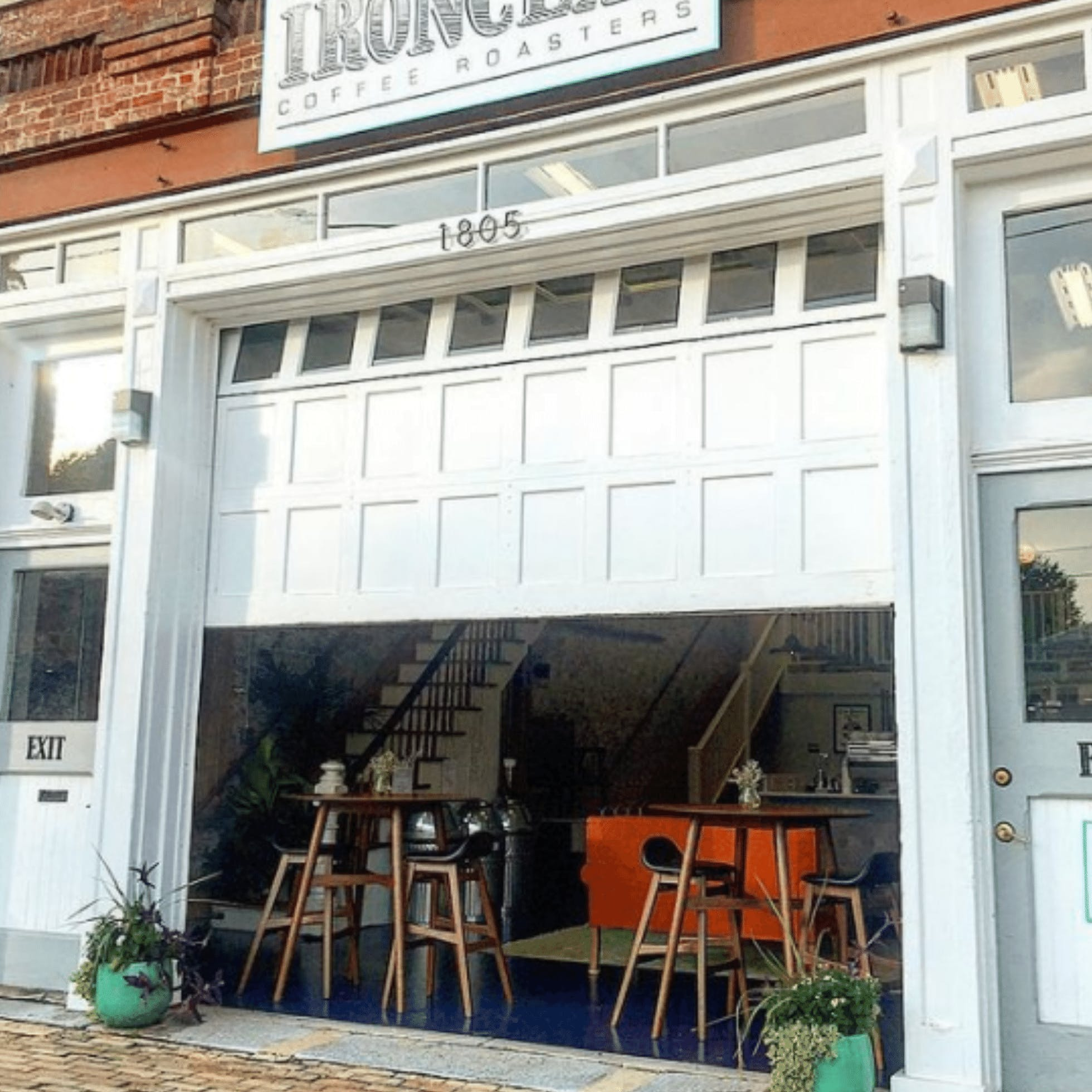 Ironclad - 25 Restaurants for Outdoor Dining in Downtown Richmond