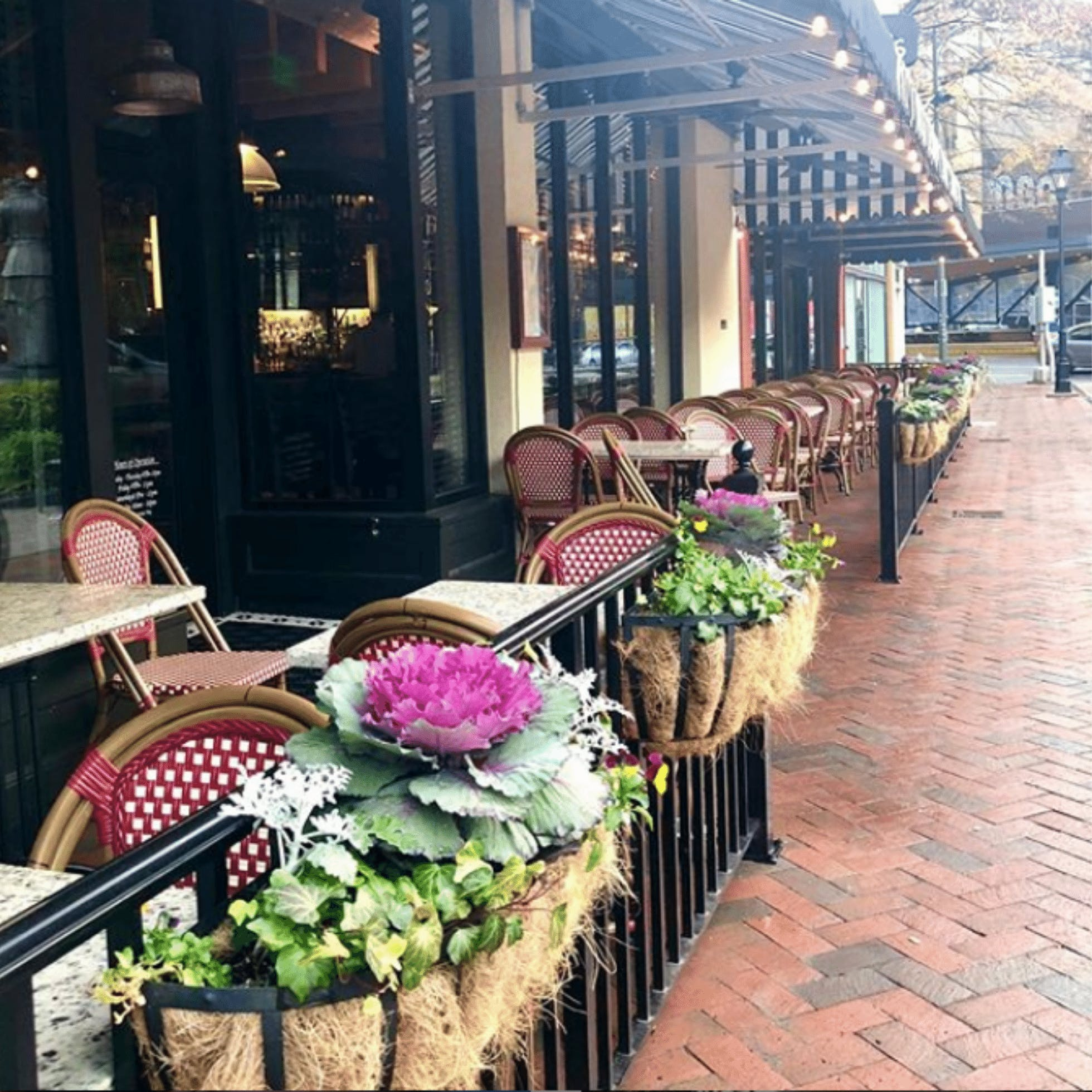 Max's on Broad Patio  - 15 Restaurants for Outdoor Dining in Downtown Richmond